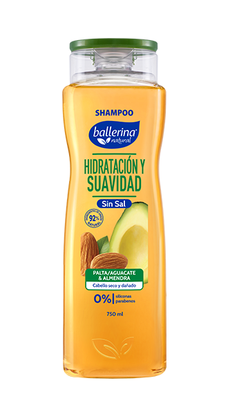 Sin sal Palta / Aguacate & Almendra