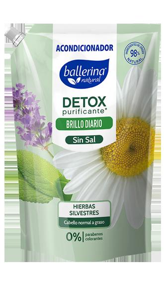 Detox Purificante Hierbas Silvestres