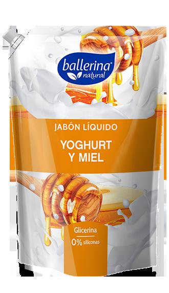 Jabón Yoghurt y Miel