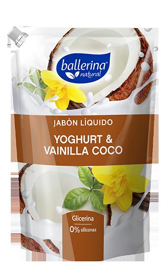 Jabón Yoghurt & Vainilla Coco