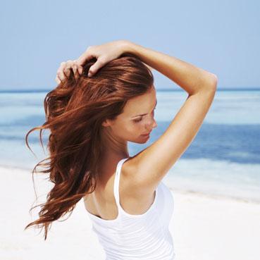 Óleos para un cabello sano y brillante