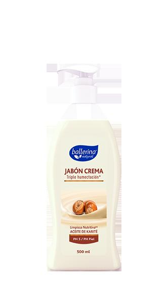 Jabón Crema Aceite de Karité