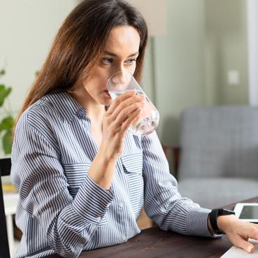 Mitos acerca el consumo de agua