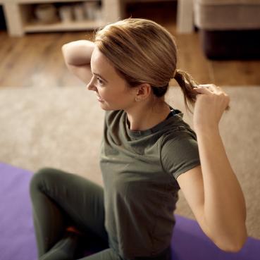 Cómo cuidar el cabello, antes, durante y después de hacer deporte