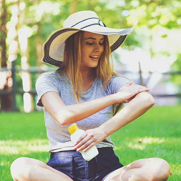 ¿Cómo cuidar nuestra piel de los rayos de sol?