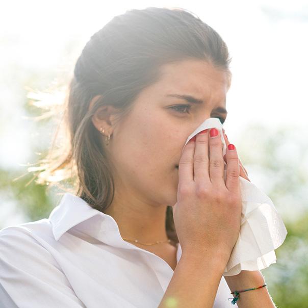 Consejos para aliviar las alergias en primavera